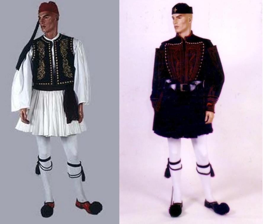 a study of the traditional greek dress Learn all about the traditional clothes of the beautiful country traditional greek clothing although your child may not study greek gods formally until high.