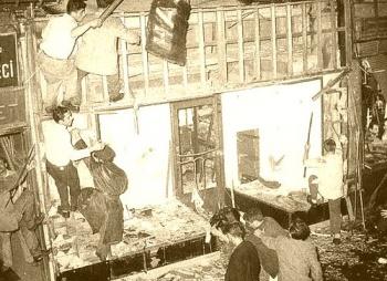 Istanbul Pogrom - Phantis